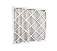 Merv 8, High Capacity Pleated Air Filter